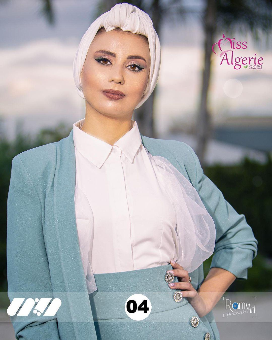 candidatas a miss algeria 2021. final: 12 feb. 7PKuS2
