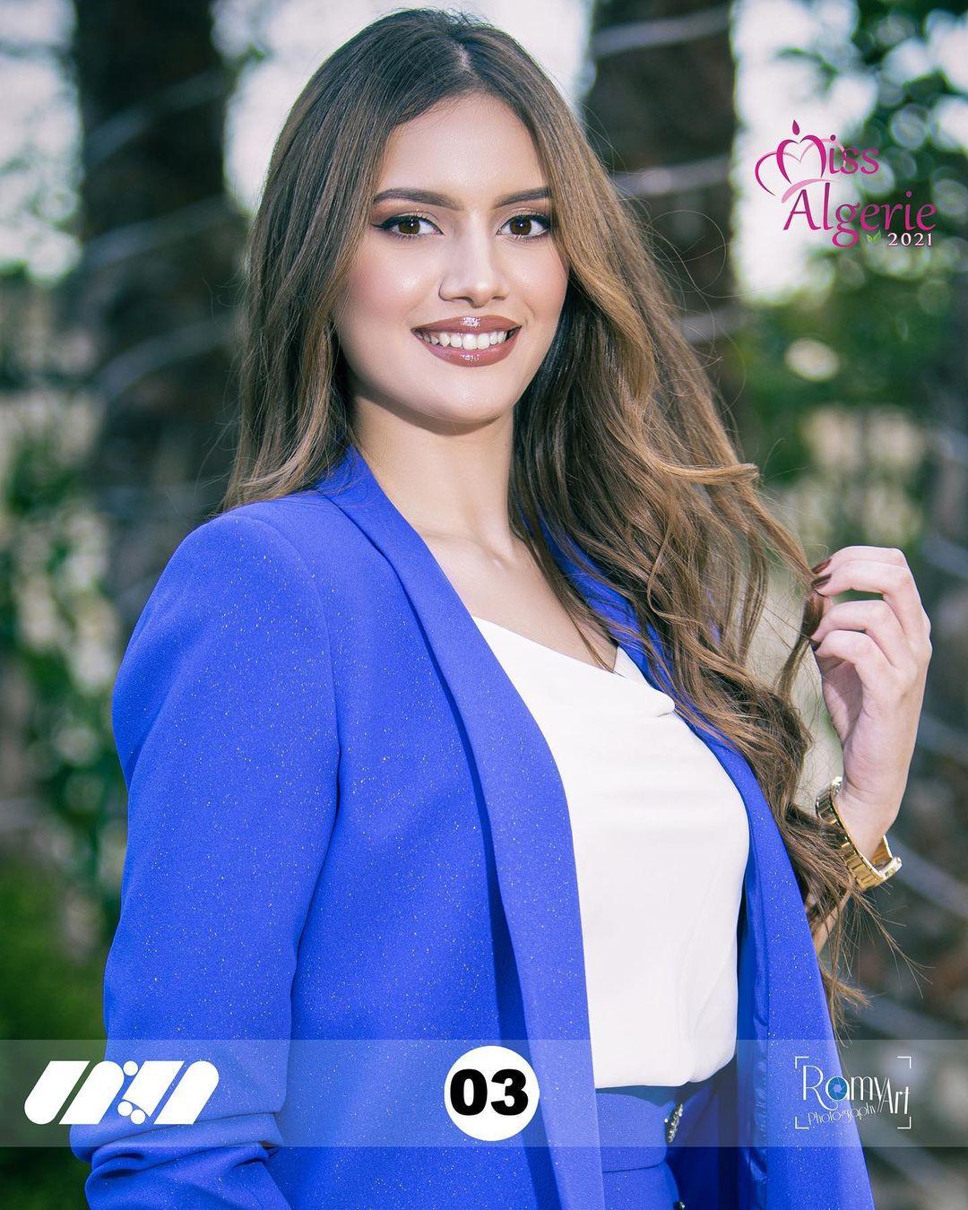 candidatas a miss algeria 2021. final: 12 feb. 7Pxyku