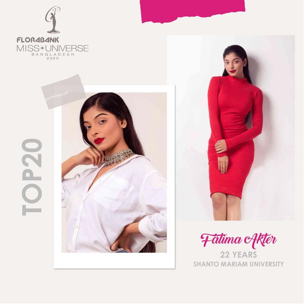 candidatas a miss universe bangladesh 2020. final: 20 mar 2021. 7XM0Pj