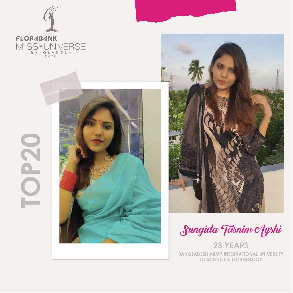 candidatas a miss universe bangladesh 2020. final: 20 mar 2021. 7XM8yg