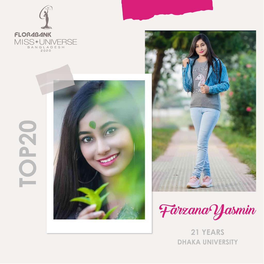 candidatas a miss universe bangladesh 2020. final: 20 mar 2021. 7XMsTa