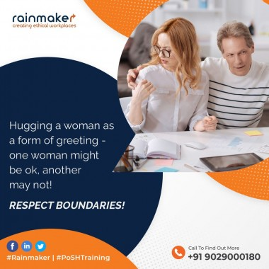 Our government established an Act in support of women in the year 2013, also better known as POSH Act. This act basically is to provide the power to women or to encourage the present generation's women to establish a remarkable print in every working field or sector without the fear of society's dark side.  https://rainmaker.co.in/