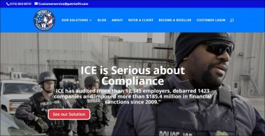It is a Best Paperless I-9 E-Verify contractors and 9 Compliance software. We provide an easy-to-use, form wizard, that guides you step-by-step in filling out the Form I-9.   https://patrioti9.com/   We take the complex I-9 process and simplify it while ensuring you are fully compliant.Patriot I-9 is an electronic or paperless, Form I-9 management software which enables signing, management and storage of I-9 records.   Our easy-to-use software simplifies Form I-9 completion and is integrated with E-Verify. Patriot I-9 guides users through every step of the process and prompts them to make corrections at the time errors occur.  It is virtually impossible to make an error!Best of all, our software is web-based.  So there is not software to install, upgrade and maintain.  #i9forcontractors #electronici9software #FederalContractorSolutions #PaperlessI-9E-Verify #E-VerifyServices #Error-freeElectronicFormI-9 #ElectronicFormI-9Compliance #everifyemployeragent #advantagesolutionspayroll #i9management #i9documentation #electronicformsllc #everifyloginemployers FormI-9managementsoftware #ElectronicFormI9ComplianceSoftware #I-9ManagementSystem #E-VerifyCompany #I-9Management&E-Verify #FederalContractorSolution #PatriotI-9Solution #bestE-VerifySolution