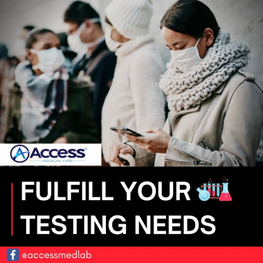 We offer various testing services to ensure the health and safety of the community. Our professionals provide mobile concierge assistance that provides the personalized service you deserve. To schedule your appointment call us at 866-720-8386.