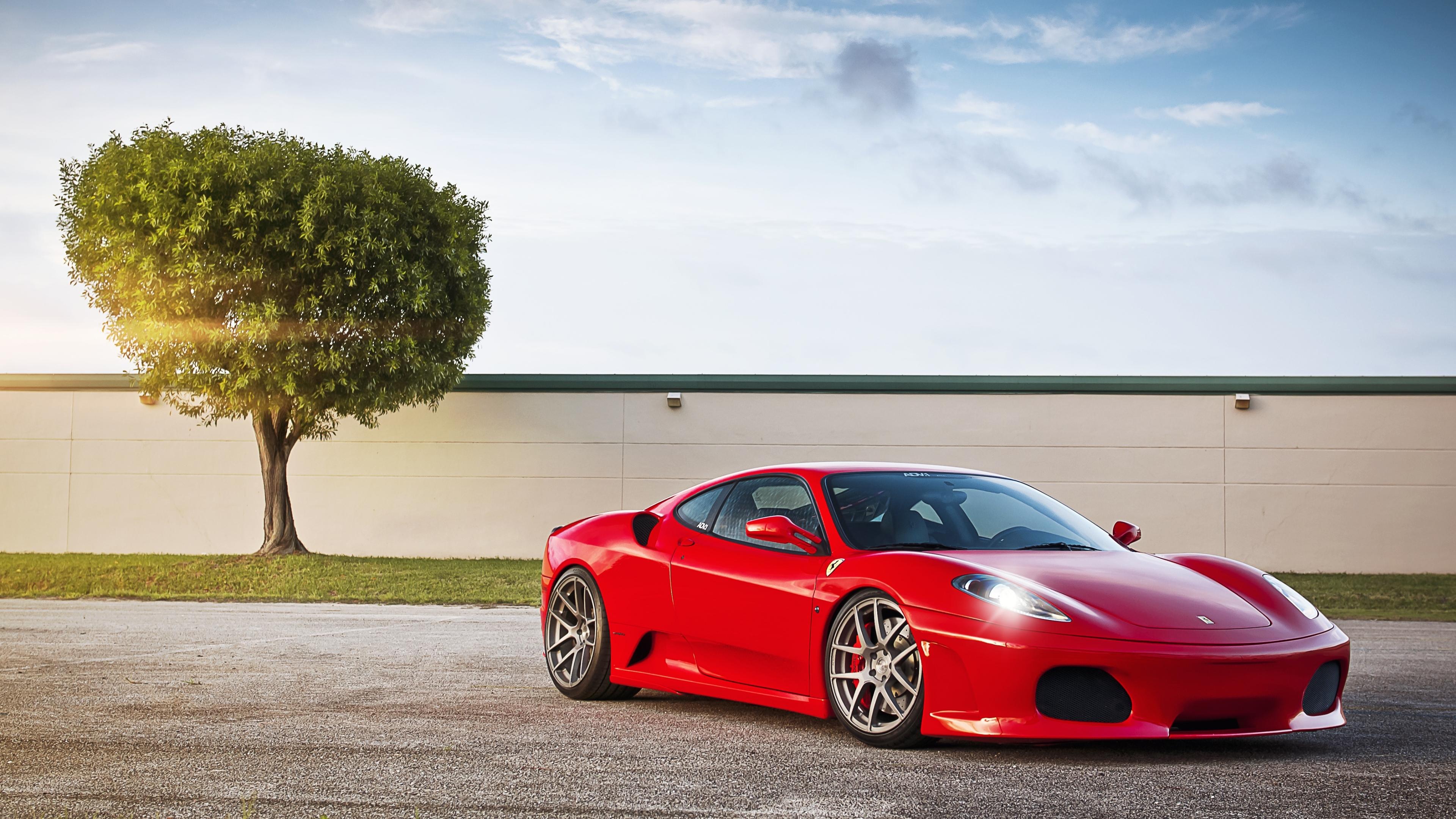Ferrari Car 4K Wallpaper Download