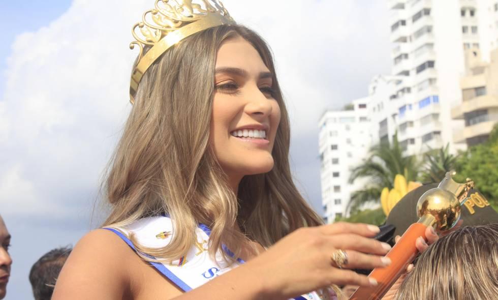 Señorita Colombia elegida en Cartagena ya no irá a Miss Universo I6uM0i