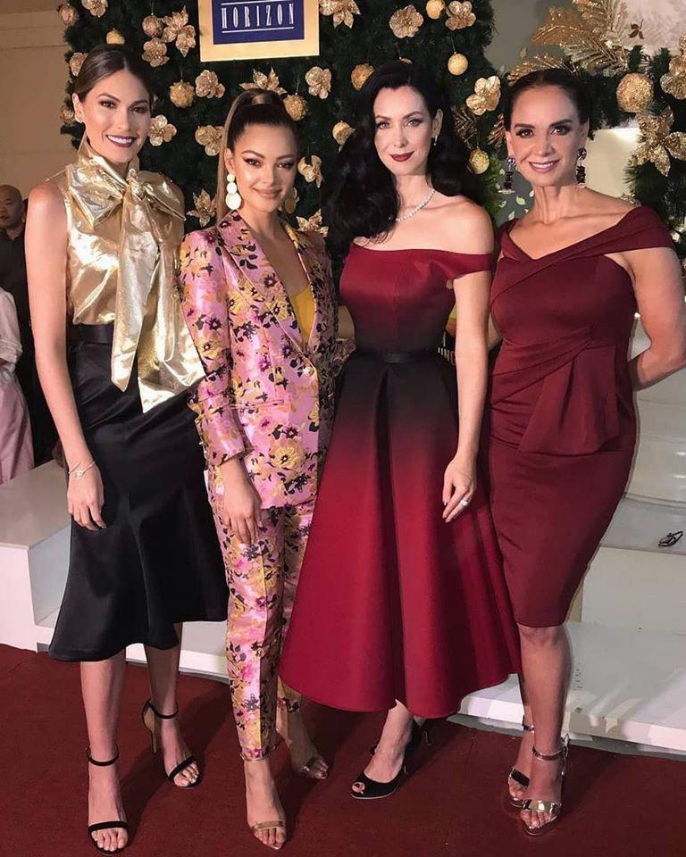foto de 4 vencedoras de miss universe: 2013, 2017, 2005, 1991. I6uk3P