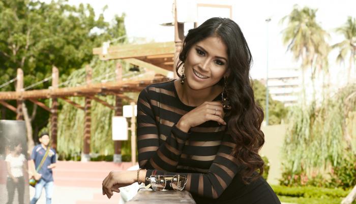La Miss Ecuador, Cristina Hidalgo da positivo para covid-19   I8qVcb