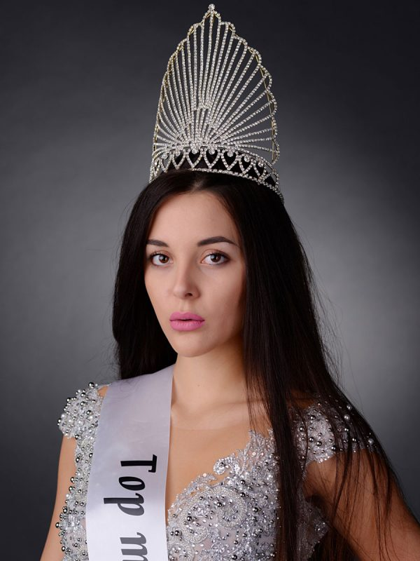 candidatas a top model of the world 2019. final: 24 january.  ICoelw