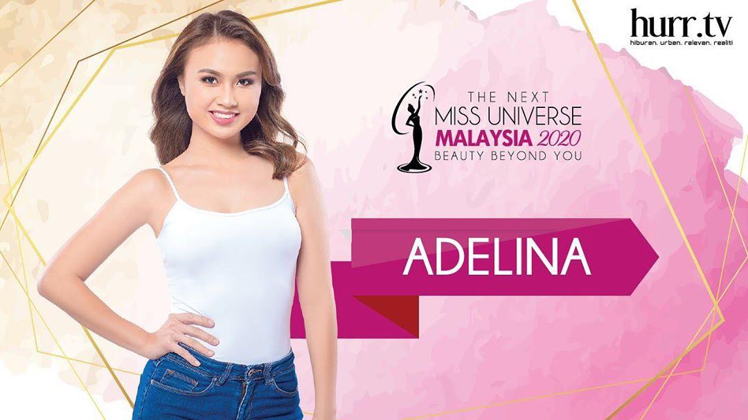 candidatas a miss universe malaysia 2020. final: 5 marso. IKejJl