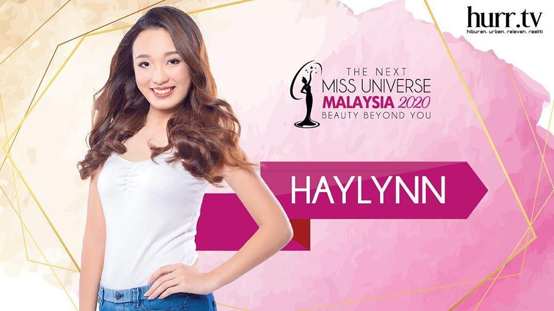 candidatas a miss universe malaysia 2020. final: 5 marso. IKjUl4