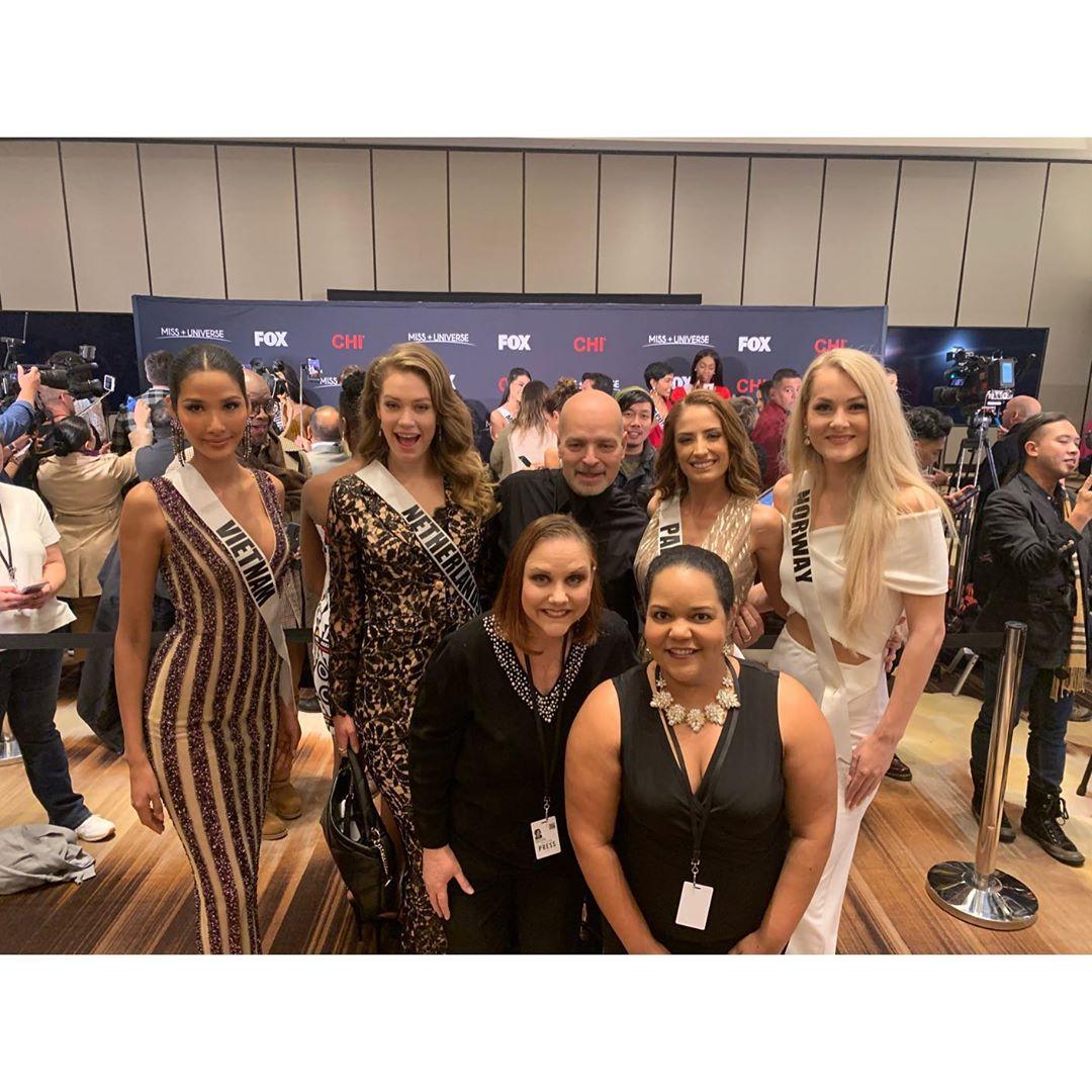 candidatas a miss universe 2019. final: 8 dec. sede: atlanta. - Página 59 IN1yHE