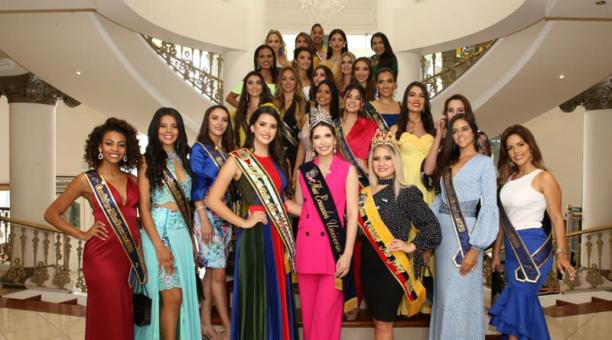 candidatas a miss ecuador 2020. final: 13 june. IP57ux