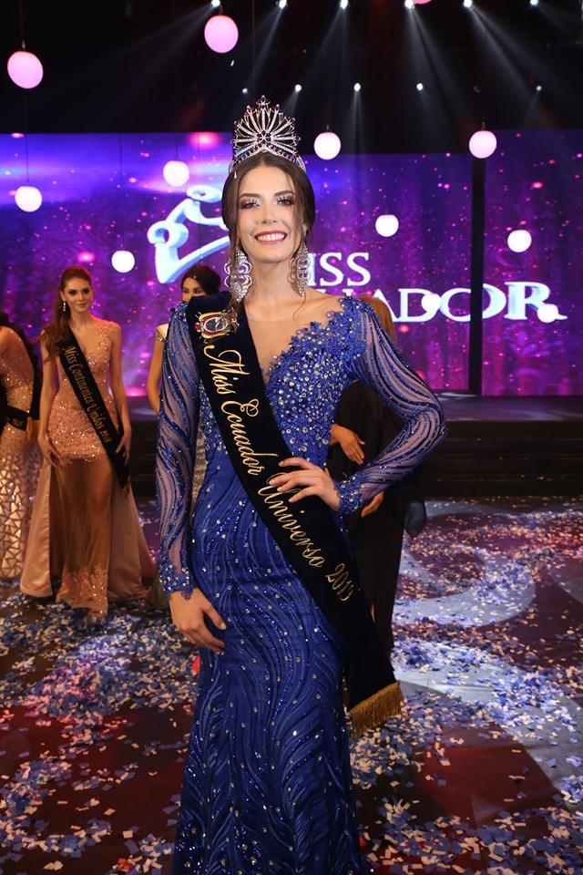 candidatas a miss ecuador 2020. final: 17 oct. - Página 2 IP5HXc