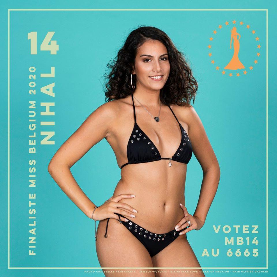candidatas a miss belgium 2020. final: 11 january. IRZ1bC