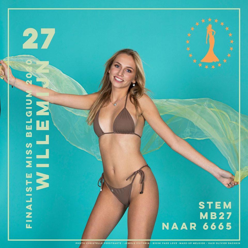 candidatas a miss belgium 2020. final: 11 january. - Página 2 IRZ9bk