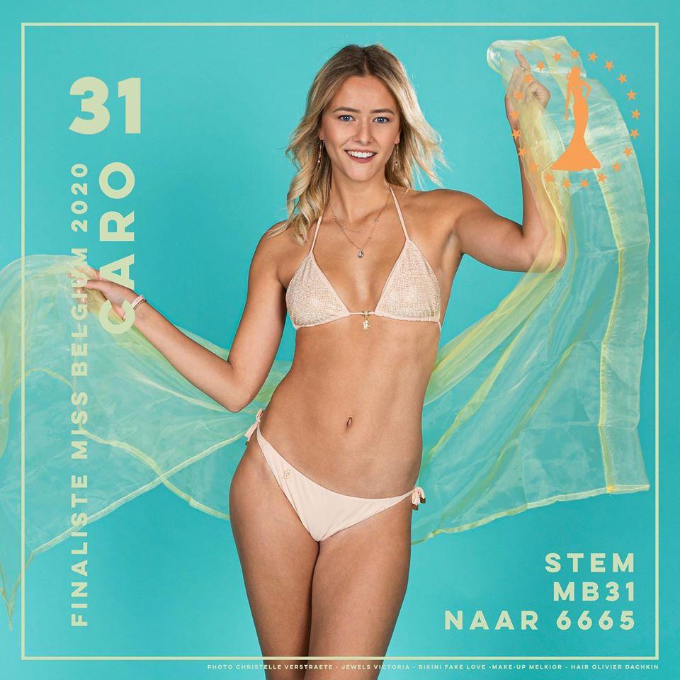 candidatas a miss belgium 2020. final: 11 january. - Página 3 IRZKOa