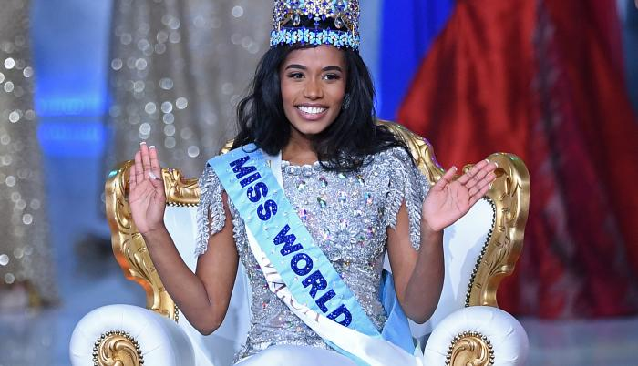 Miss World 2019, Toni-Ann Singh, visitará Ecuador IY1b7R
