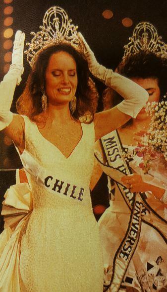 A 33 AÑOS DEL TRIUNFO QUE MARCÓ A CHILE: ¿CÓMO ES QUE CECILIA BOLOCCO LLEGÓ A SER MISS UNIVERSO? IgvcHg