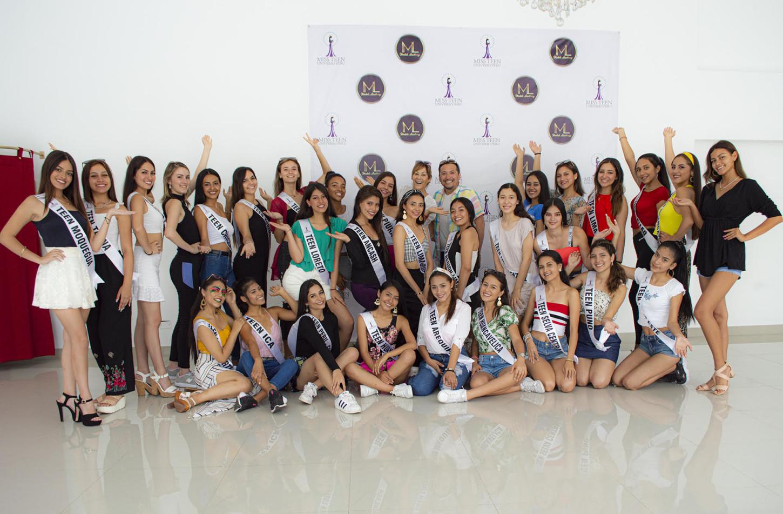 34 candidatas se disputan la corona del Miss Teen Perú Universo 2020.   - Página 3 Ii28Bo