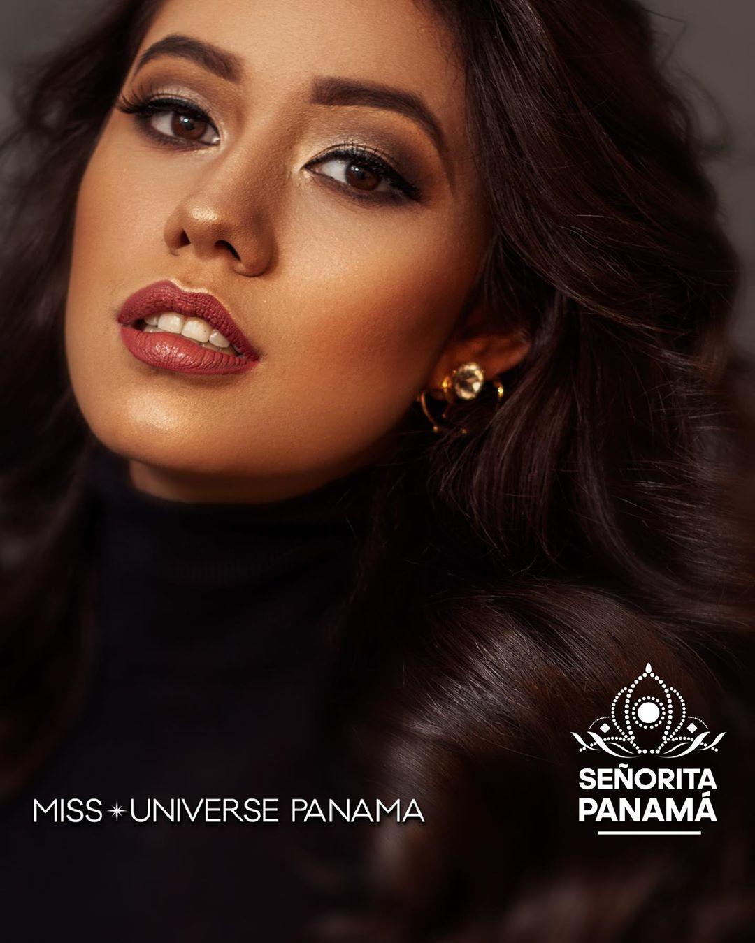 candidatas a senorita panama 2020. final: 16 may. IiGpUR