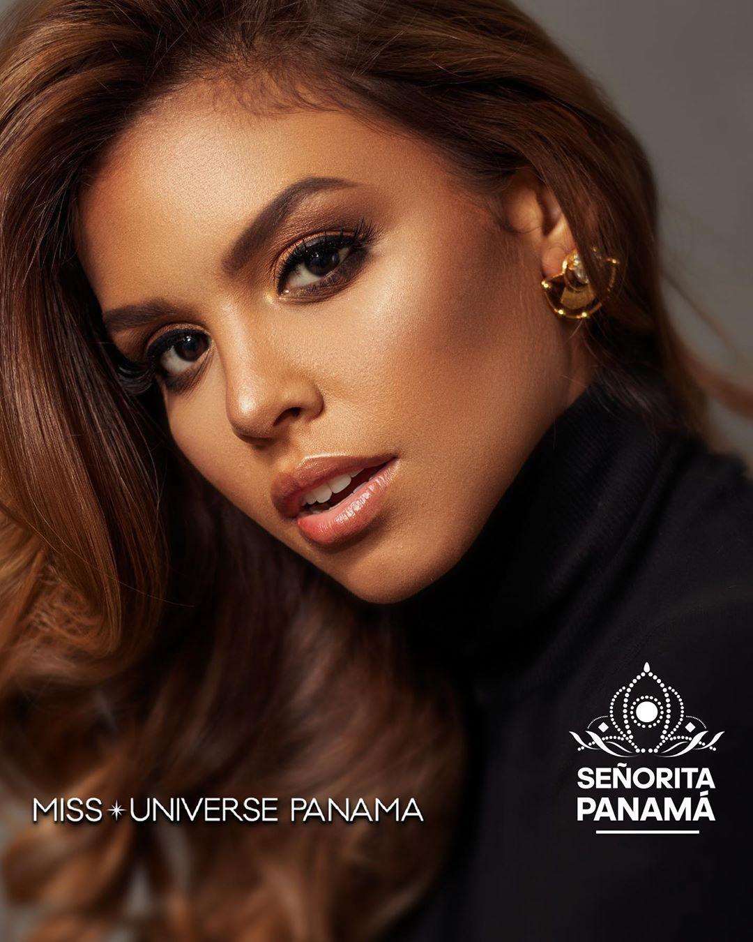 candidatas a senorita panama 2020. final: 16 may. IitNUo