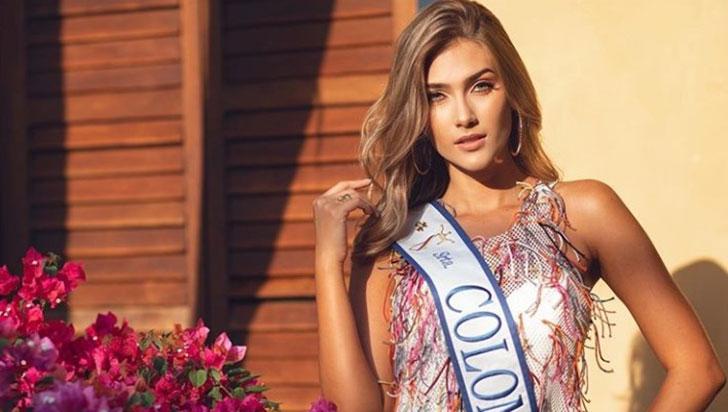 """""""Ir a Miss Universo era mi sueño más grande"""", señorita Colombia IpNyZo"""