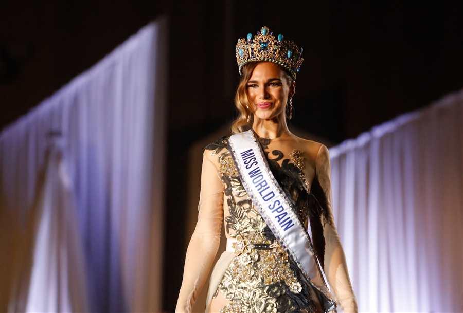María del Mar Aguilera, Miss Mundo España 2019, crea una asociación para víctimas del coronavirus IpVZqG