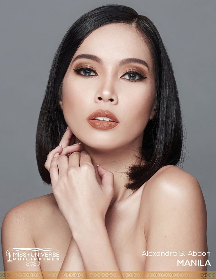 official de candidatas a miss universe philippines 2020. - Página 3 Is1uE3