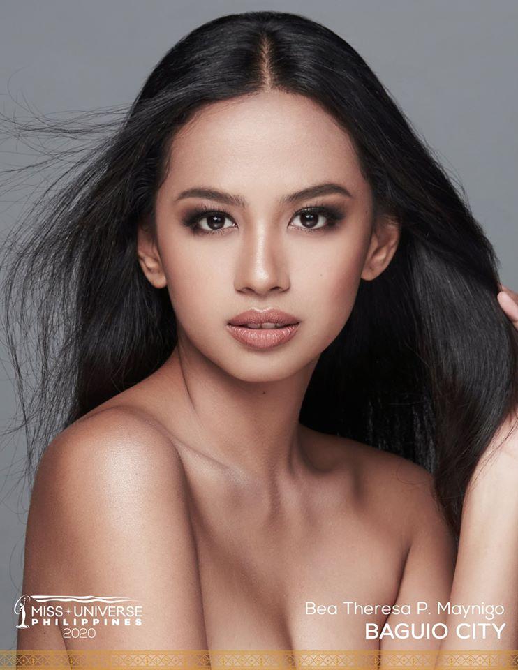 official de candidatas a miss universe philippines 2020. IsnVAM