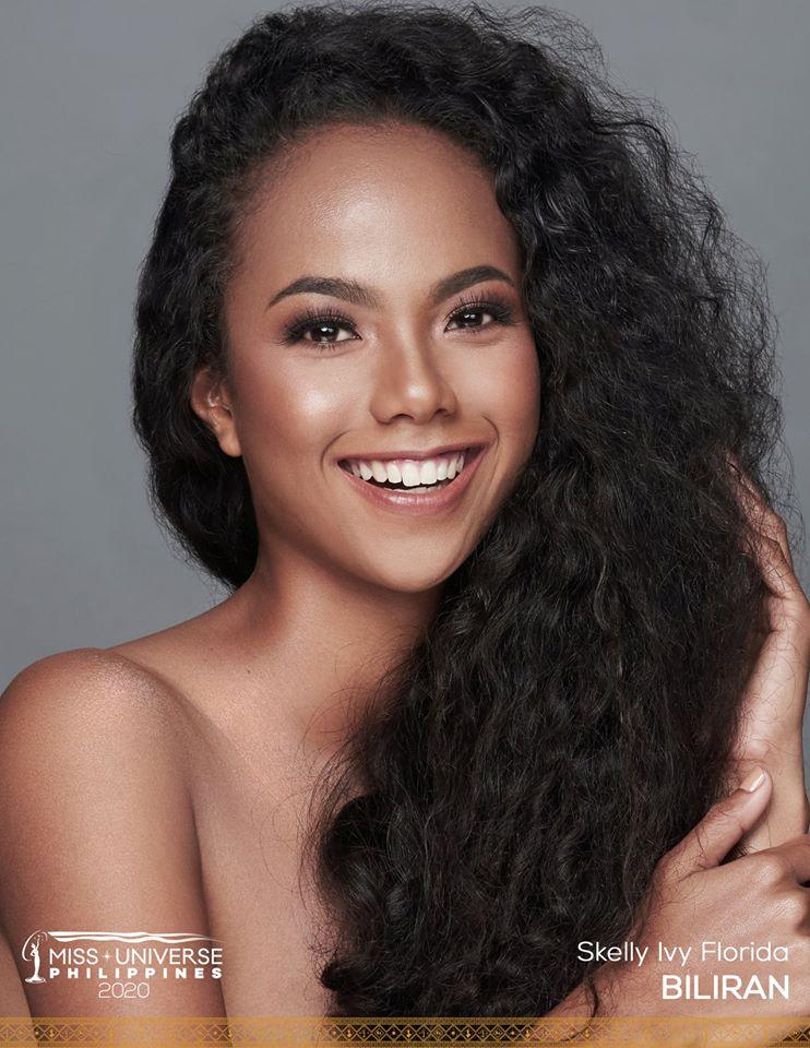 official de candidatas a miss universe philippines 2020. Isns6l