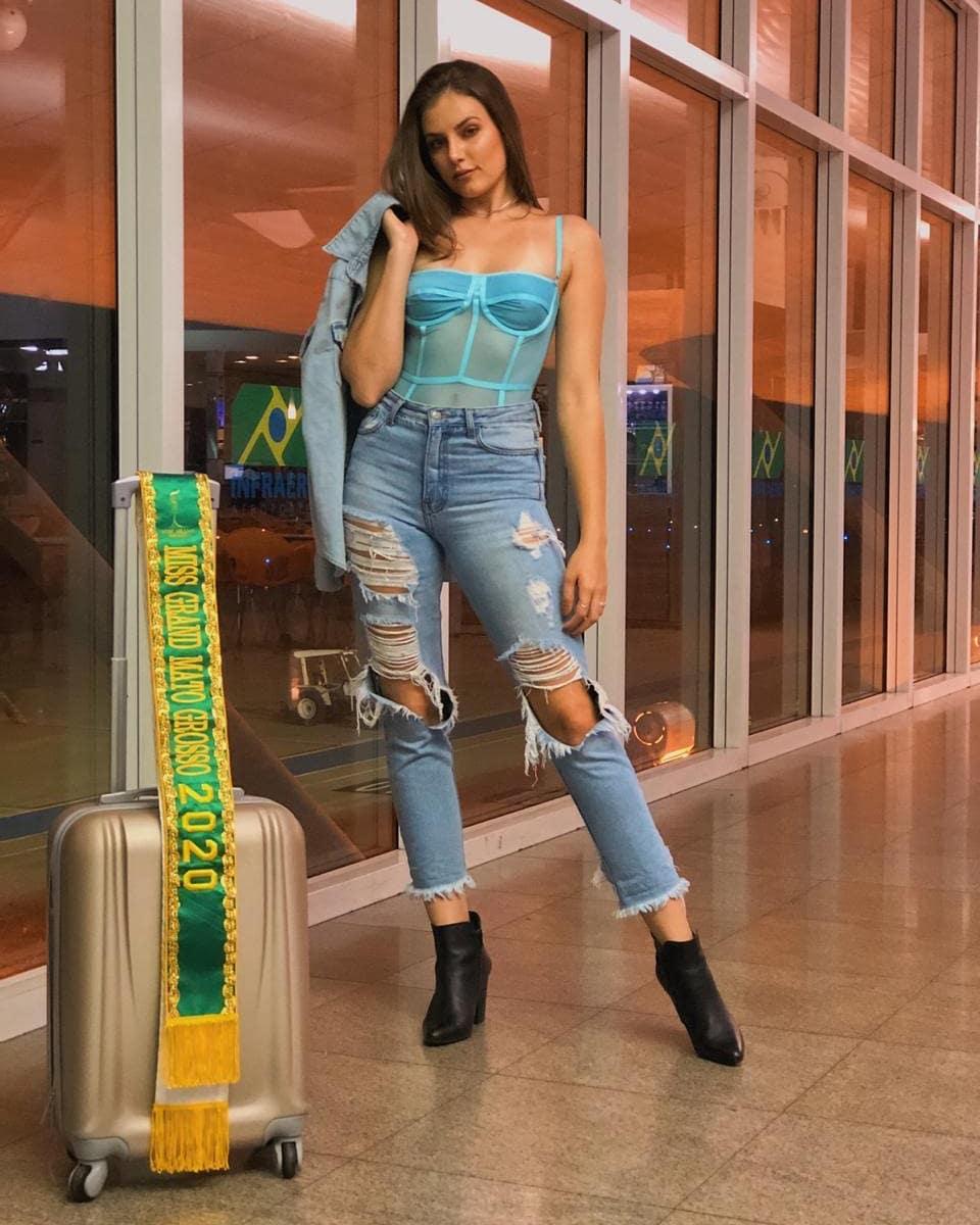 candidatas a miss grand brazil 2020. final: 30 january. - Página 4 Itkti2
