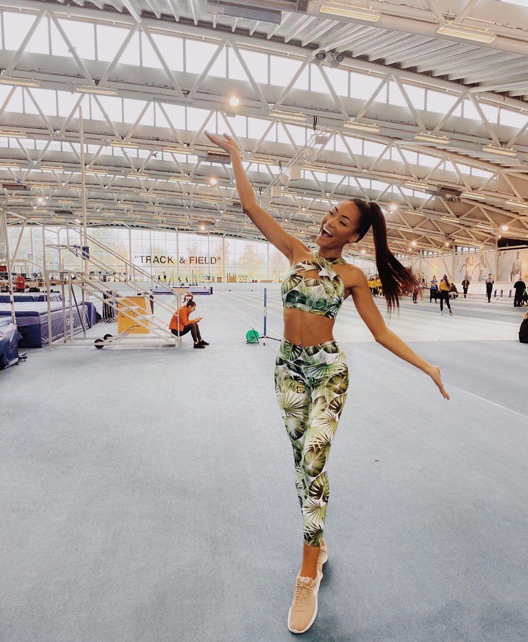 fast track miss sport de miss  world 2019. IuLbuw