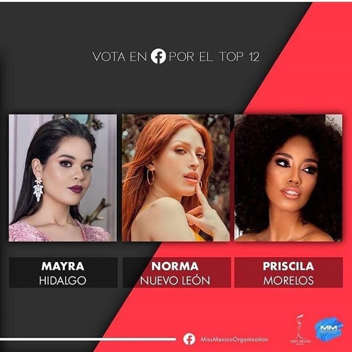 candidatas a miss grand mexico 2020. vencedora: miss sinaloa. IyRw9W
