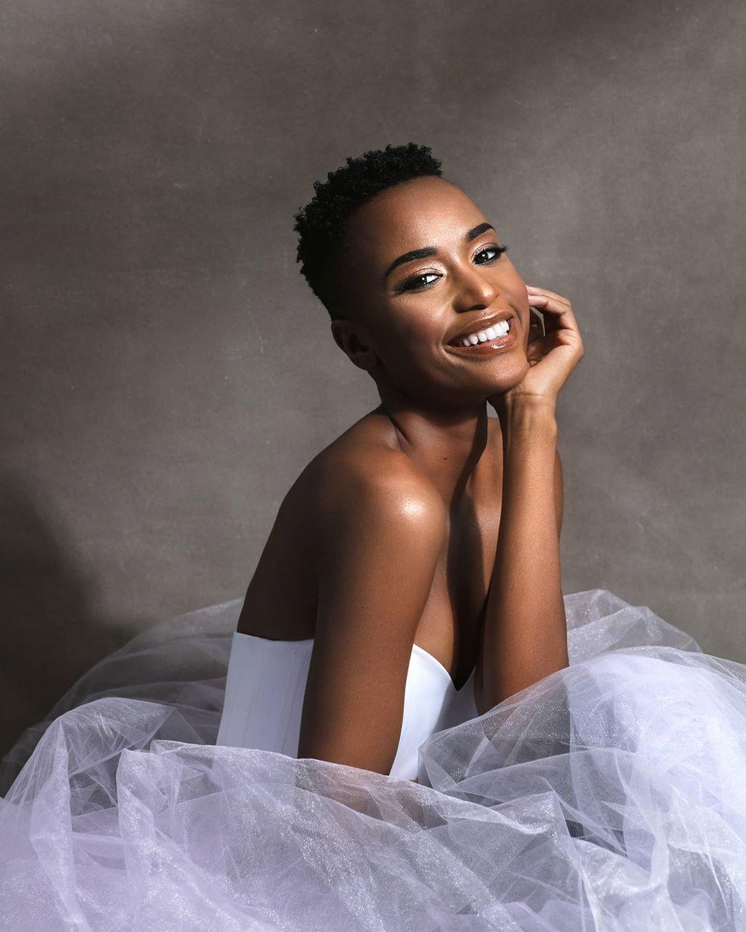 Miss Universo protesta contra el racismo IyYREx