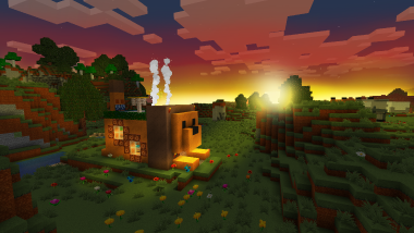 ⭐⭐⭐ Craft & Build & Destroy & Survive ⭐⭐⭐ What's new in 5.2.0: ☑️ Sunrise and sunset. Now the change of day and night looks incredible. ☑️ New generated structure - Nether Castle, a huge building in the Nether full of enemies and treasures. Try to break through crowds of hostile mobs and find secret rooms with chests. ☑️ Improved the controls in flight mode. The possibility of accidental blocks destruction when turning is eliminated. ☑️ Numerous bug fixes and improvements!  ⚡ REALMCRAFT Game Android Download link: https://play.google.com/store/apps/details?id=com.tellurionmobile.realmcraft  Now the one and only RealmCraft will have all other Tellurion Mobile's Games (RoboCraft, AdventureCraft, DinoCraft) in one useful client. Download Realmcraft now so you don't miss the huge update and all the free minecraft mods you can get. Stay with Realmcraft!  ★★★ JOIN SURVIVAL EPIC EXPLORE & ADVENTURE! ★★★ ► CRAFT FOR FREE. This is a free (F2P) game. Now everyone can craft, survive and build! ► SIMULATOR for building, crafting and farming. Spawn eggs to get to know all the unique mobs, learn how to tame a wolf, ocelot and horse, start growing plants and set up your very own block farm! ► MULTIPLAYER and MINI GAMES! Meet other fans of building games, chat with them, do joint construction, and share life hacks and secrets of the game. ► FRIENDLY COMMUNITY. Realmcraft has over 100 million players! Join you too!