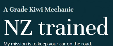 A-Grade Mobile Mechanics Auckland provide a trusted service. Our qualified automotive technicians are experienced with all makes and models. our aim is to look after your car and ensure it is reliable & safe.  Diagnostic & Quotation Request: Your content goes here. Edit or remove this text inline or in the module Content settings. You can also style every aspect of this content in the module Design settings and even apply custom CSS to this text in the module Advanced settings.  Loan Car Available: Your content goes here. Edit or remove this text inline or in the module Content settings. You can also style every aspect of this content in the module Design settings and even apply custom CSS to this text in the module Advanced settings.  More Details: https://agrademobilemechanics.nz/  https://www.businessnetworking.nz/listing/838361