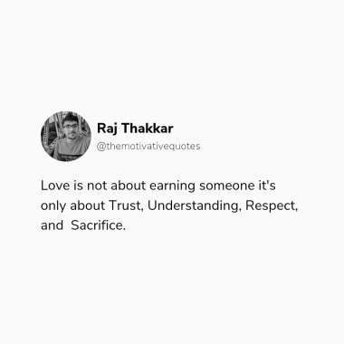 Love is not about obtaining someone coz it is not a thing, toy, house, car, or money, and obtaining someone will make you dependent on them So it's not a love it's an infatuation.  https://instagram.com/themotivativequotes?utm_medium=copy_link
