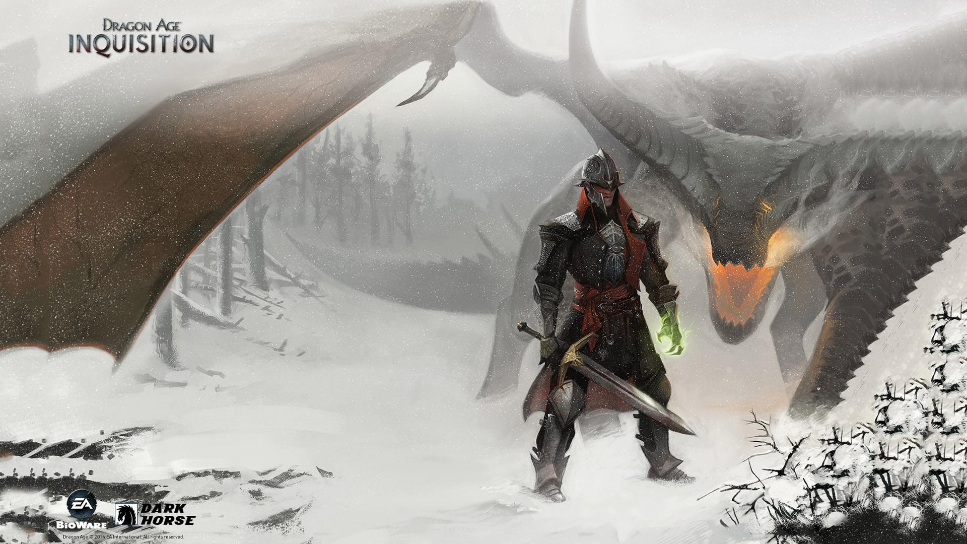 Dragon Age 3 Inquisition  № 1901447  скачать