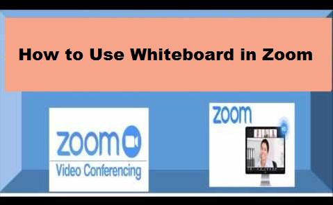 How to Use Whiteboard in Zoom