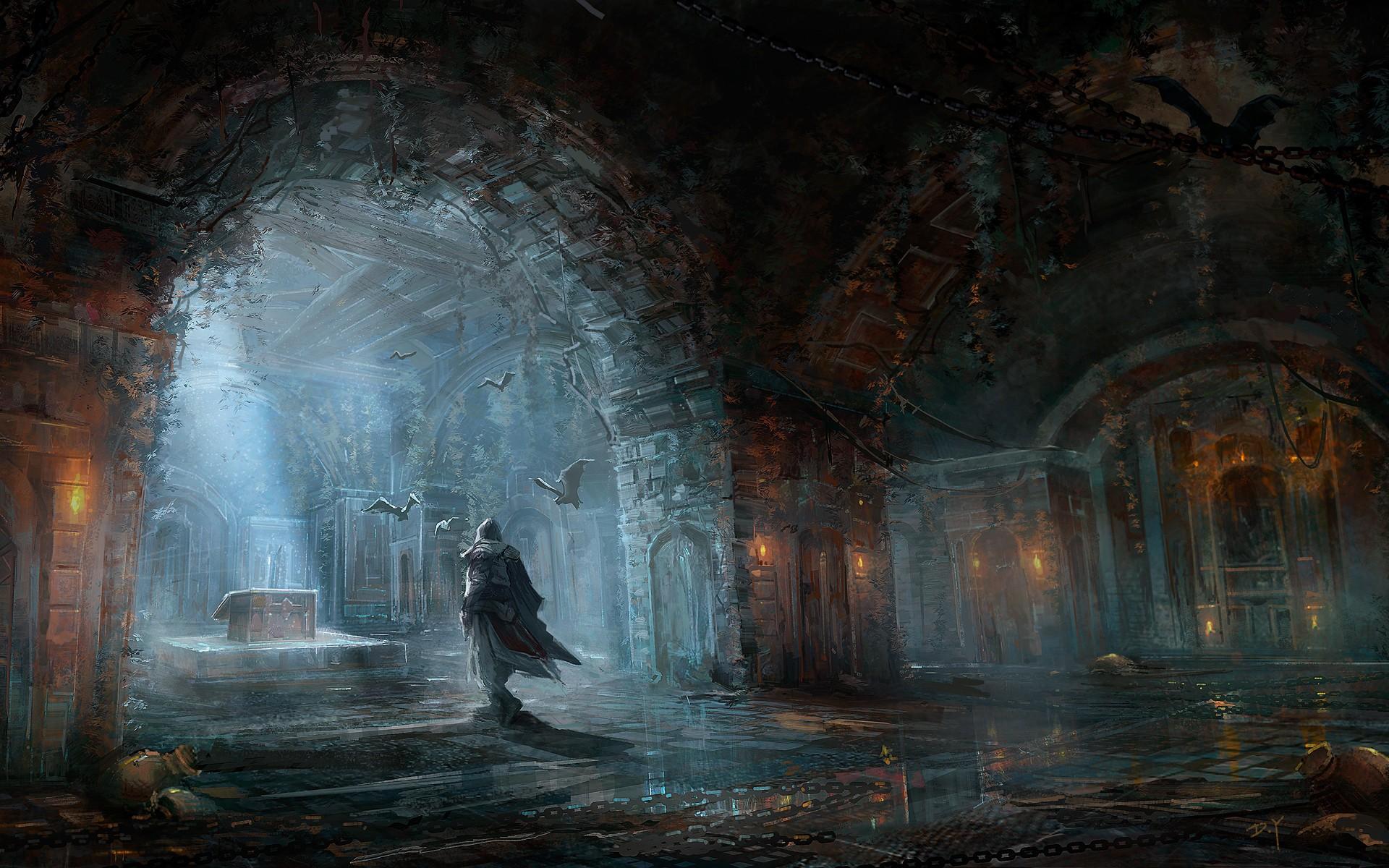 новым портал замок боли марина привыкла