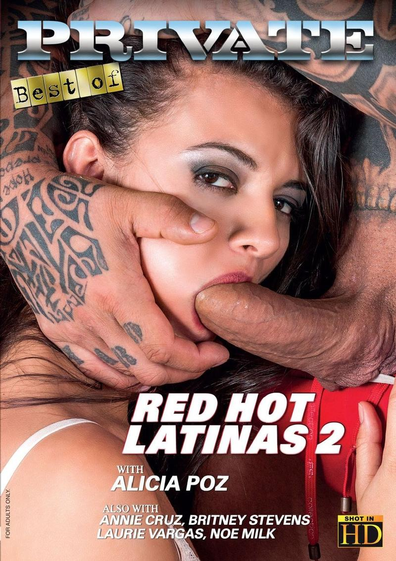 Best By Private 255: Red Hot Latinas 2