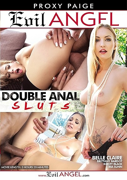 Double Anal Sluts