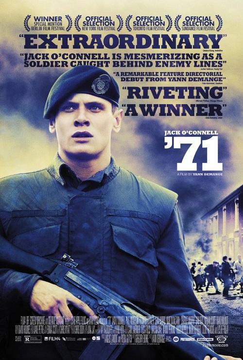 71 (2014) 720p BluRay x264 AC3 Soup
