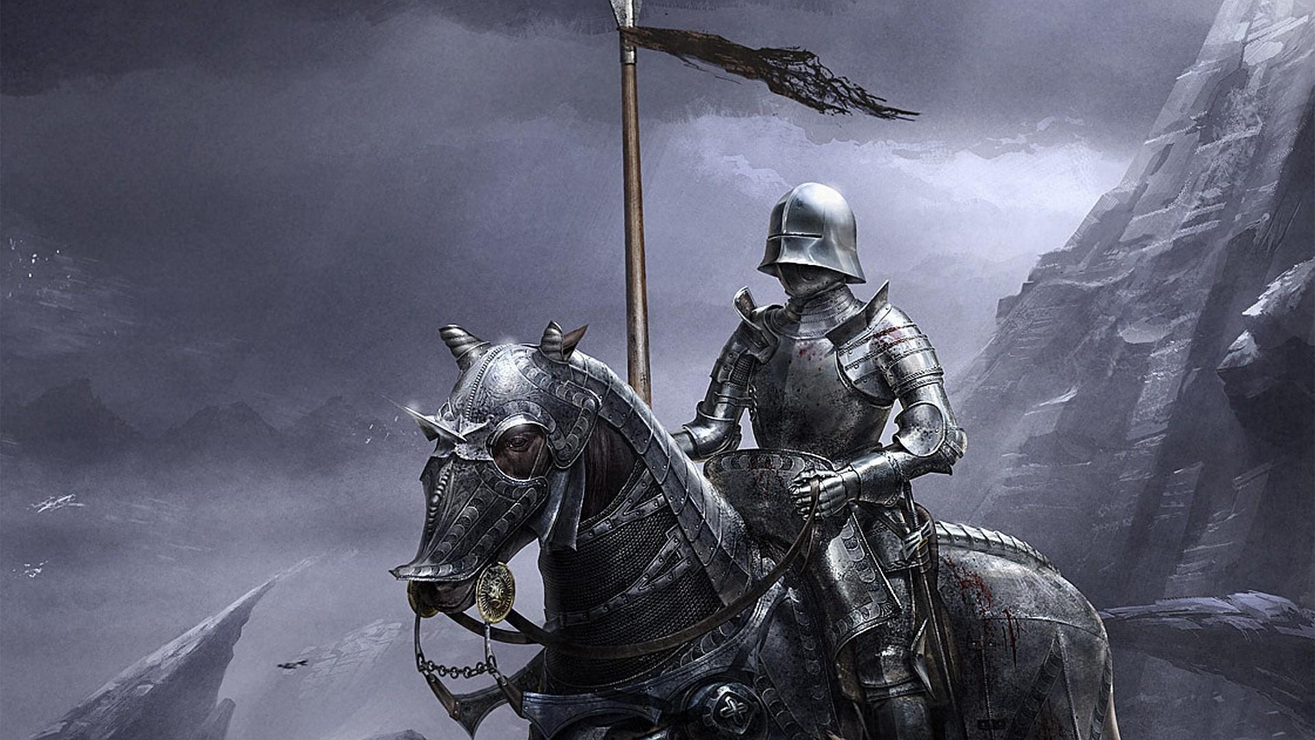 Рыцари в картинках, открыток ручной работы