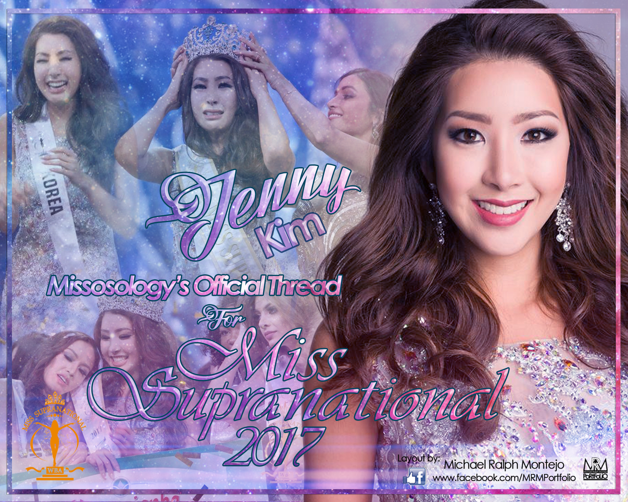 Jenny Kim, Miss Supranational 2017