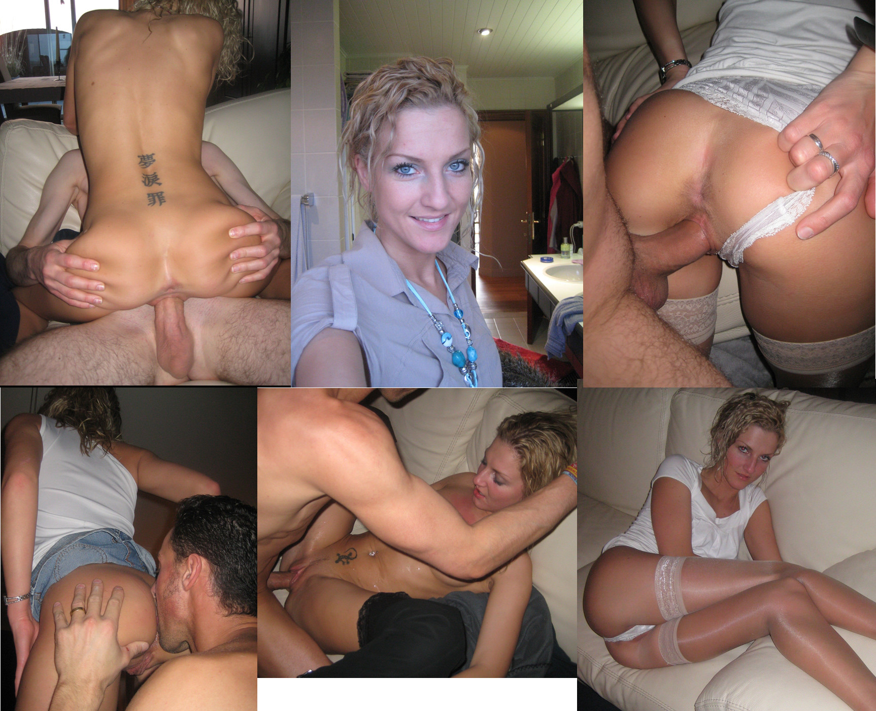 Private Wives Naked