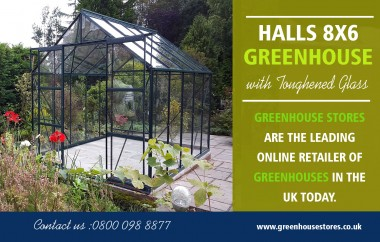 Halls 8x6 Greenhouse with Toughened Glass is perfect for the home at https://www.greenhousestores.co.uk/Contact-Greenhouse-Stores.html  Find us on Google Maps:  https://goo.gl/maps/TdateWRNa372  Aluminum is the most popular today as it is maintenance free and relatively inexpensive. Wooden Halls Greenhouse, however, tend to cost more and over the years will require a bit of love and care. It has to be said that while most aluminum greenhouses will suffer in very extreme windy conditions, especially if they're in a very windy, unsheltered position. Wooden greenhouses, however, are particularly hardy in windy coastal or elevated areas and due to their weight, they thrive in these inhospitable conditions.  Our Services:  Halls Popular Greenhouses Halls Popular Greenhouse Halls 8x6 Popular Greenhouse Halls 8x6 Greenhouse with Toughened Glass Halls 8x6 Greenhouse  Address:  Circle Online Limited Mere Green Chambers, 338 Lichfield Road, Sutton Coldfield B74 4BH  Working Hours:  Monday - Friday : 9: 00 AM - 5:30 PM Saturday & Sudnay : Closed  For more Information visit our website  : https://www.greenhousestores.co.uk Phone number     : +44 800 098 8877 E-mail      : support@greenhousestores.co.uk  Follow On Social Media:  https://www.facebook.com/greenhousestores https://twitter.com/greenhousesuk https://www.pinterest.com/GreenhousesUK/ https://plus.google.com/+GreenhousestoresCoUk https://www.youtube.com/channel/UCn15qhCGe7d2F3eDrSJAevQ