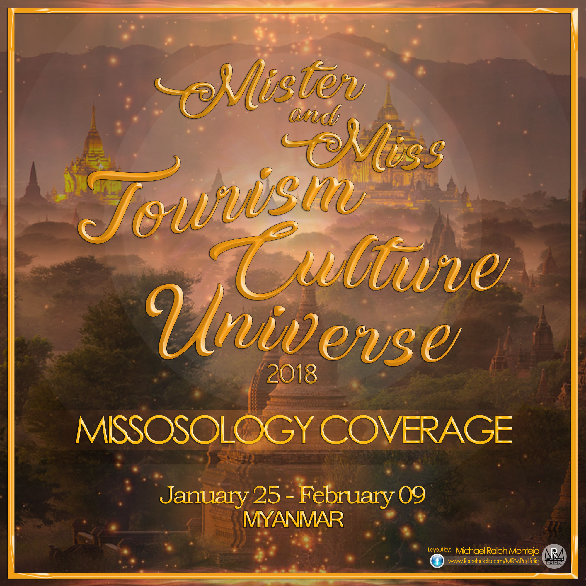 MISTER & MISS TOURISM & CULTURE UNIVERSE