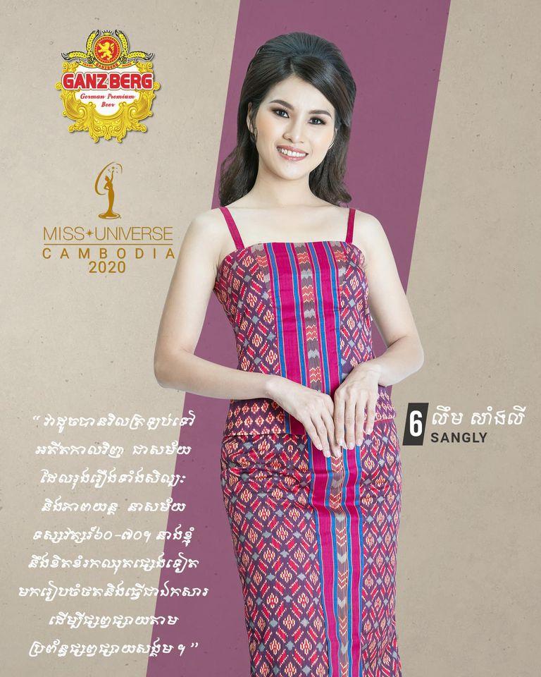 candidatas a miss univese cambodia 2020. final: 26 nov. - Página 2 U0MCyg